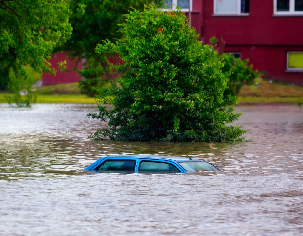 Flooded Car | VehiclecheckUSA
