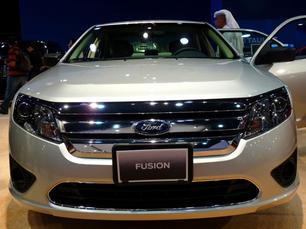 Ford Fusion | Vehiclecheckusa | VIN Check